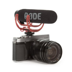 RODE VIDEOMIC GO ON CAMERA